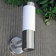 Light Outdoor mur, une lumière, acrylique aluminium Concise peinture