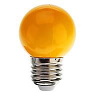 0.5W E26/E27 Lâmpada Redonda LED G45 7 LED Dip 50 lm Branco Frio / Azul / Amarelo / Verde / Vermelho Decorativa AC 220-240 V
