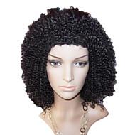 14 Zoll African American Perücken culry Haar-Spitze-Front Perücke Cap, verstellbar mehr Farben erhältlich