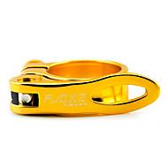 Tija abrazaderas(Dorado,aleación de aluminio) -#