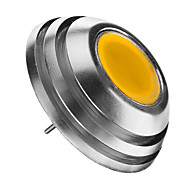 G4 2W COB 160lm 3000K teplá bílá LED bodová žárovka (DC12V)