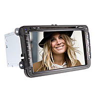 "8 "" 2Din  Car DVD Player for Volkswagen series 2009-2012year  with GPS,FM,ATV,Bluetooth,iPod"