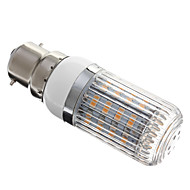 B22 4 W 36 SMD 5730 300 LM Warm White T Dimmable Corn Bulbs AC 220-240 V