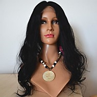 20inch Brazilian Remy Human Hair Full Lace Wig Vakker Wave