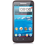 "Lenovo A316 4.0 "" Android 2.3 Smartphone 3G (Dual SIM Dual Core 2 MP <256MB + 4 GB Noir)"