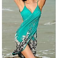 kvinders nye sommer ser slankere løs strand cover-up