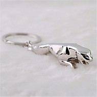 Beautiful Guitar Sell Like Hot Cakes And Cool Jaguar Badge Stainless Steel Keychain