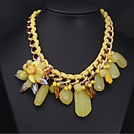 Ladies'/Women's Alloy Necklace Wedding/Gift/Party/Daily/Causal Non Stone