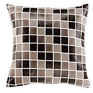 Moderna Bruna Square Polyester Dekorativa Kuddfodral