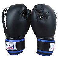 Cuir véritable Finger complète de gants de boxe