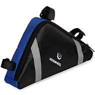 Fahrradtasche #(2.6L)LFahrradrahmentasche Wasserdicht / tragbar Tasche für das Rad Nylon Fahrradtasche Radsport #((L)23cm*(W)20cm*(H)6cm)