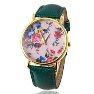 Women's Watch Fashion Flower Pattern  Cool Watches Unique Watches