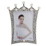 Crown formet europeisk stil Alloy Photo Frame