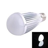 wit licht LED lamp (AC 85 ~ 265V) e27 9w