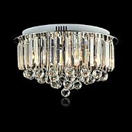 Flush montáž Světla LED Crystal Metal Fashion Moderní