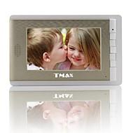 """tmax® LCD de 7 """"fotografierea video de telefon ușă cu 500tvl camera viziune de noapte"""