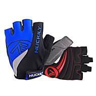 NUCKILY® Sports Gloves Men's / Unisex Cycling Gloves Spring / Summer / Autumn/Fall Bike GlovesAnti-skidding / Shockproof / Breathable /