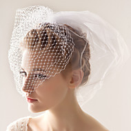 Two Tier Wedding/Special Occasion Blusher Veil