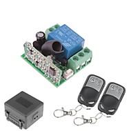 12V 1-kanálový bezdrátový Remote Power Modul relé s manželskou dálkovým ovládáním (DC28V-AC250V)