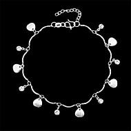 lega di figura smerlato cavigliera braccialetto (1pc)