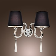 Wall Lamps,2 Lights Elegant European Artistic