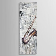 Hand-Painted Still Life One Panel Canvas Oil Painting For Home Decoration