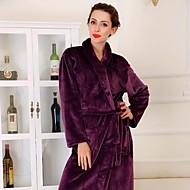 Robe de Banho Roxo,Sólido Alta qualidade 1.0 Toalha