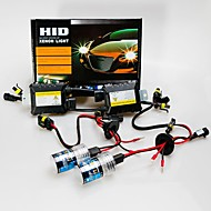 12V 35W H3 HID Xenon Conversion Kit 10000K