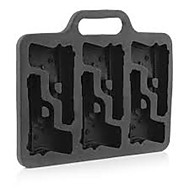 Ice Mould Silicone Ice Cubes (7.4x5.8x0.8 inch)