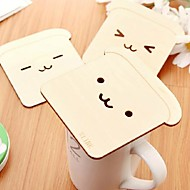 Ours mignons Brich Coasters