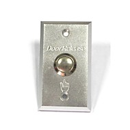 Good Quality Aluminum Alloy Door Button Switch Used for Access Control System for PY-DB4