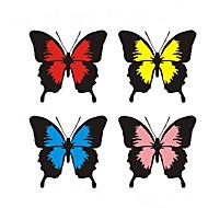 mote butterfly skrape bil klistremerker