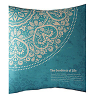 The Goodness of Life Cotton/Linen Decorative Pillow Cover