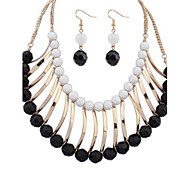 Women's Alloy Jewelry Set