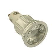 Spot Gradable Blanc Chaud/Blanc Froid GU10 8 W 1 COB 700-800 LM 2800-3000/6000-6500 K AC 110-130 V