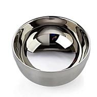 polokulovitý miska z nerezové oceli