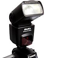 meike® mk 430 mk430 SPEEDLITE פלאש LCD TTL עבור D300s D80 D90 d3200 D800 D600 Nikon D7100 d5200 D3100