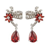 Drop Earrings Couples'/Kid's/Women's Cubic Zirconia Earring Cubic Zirconia