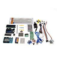 kt0001 r3 uno Starter-Kit für Lern offiziellen Arduino Boards vielfarbig