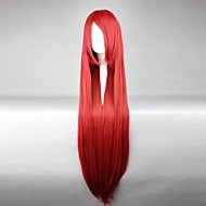 Fairy Tail Elza Scarlet Anime Cosplay Wig