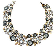 European Style Retro Gem Necklace(More Colors)