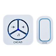cacazi 9909 draadloze AC digitale afstandsbediening thuis deurbel