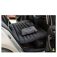 LEBOSH™Mobile Bed Inflatable Bed in the Back Seat Mattress Inflatable Mattress for Self-driving Tour Gray