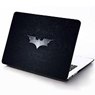 Fledermaus Design Ganzkörper-Kunststoffschutztasche für 11-Zoll-/ 13-Zoll neue MacBook Air