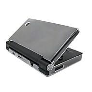 cáscara de la cubierta transparente de la funda de cristal duro para Nintendo DSi NDSi