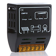CMP12 10A 12V / 24V 태양 충전 컨트롤러 태양 전지 패널 제어 조절기