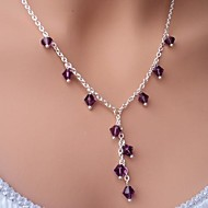 Women's Simple Pearl Necklace