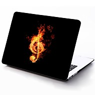Music in the Fire Design Full-Body Protective Plastic Case for 11-inch/13-inch New MacBook Air