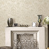 Wall Paper Wallcovering, Classical Damask Non-Woven WallPaper