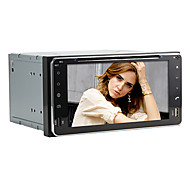 "6.95"" 2 Din Car DVD Player for TOYOTA Universal Cars, Support GPS,DVD,RDS,IPOD,ATV,SWT,USB/SD,Bluetooth,Touch Screen,3G"